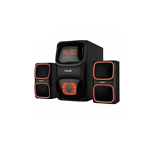 Hv-sf3088bt Multimedia Subwoofer Speaker With Bluetooth Function