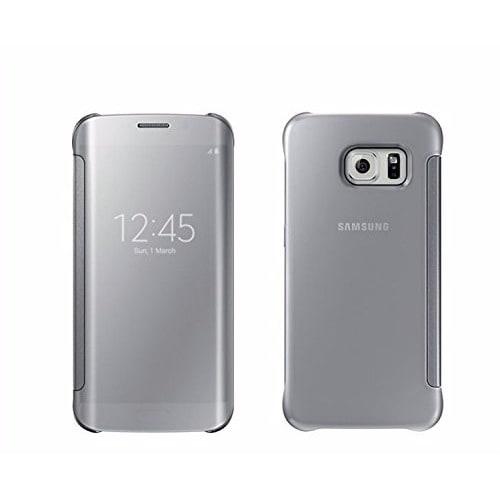 reputable site 534d5 b9656 Samsung Galaxy S6 Edge Plus Clear View Flip Case