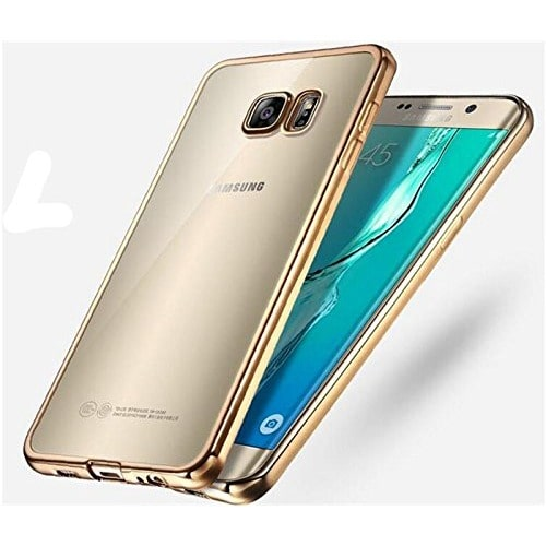 online store 2be4d 31a6a Samsung Galaxy S7 Edge Fashion Case - Gold