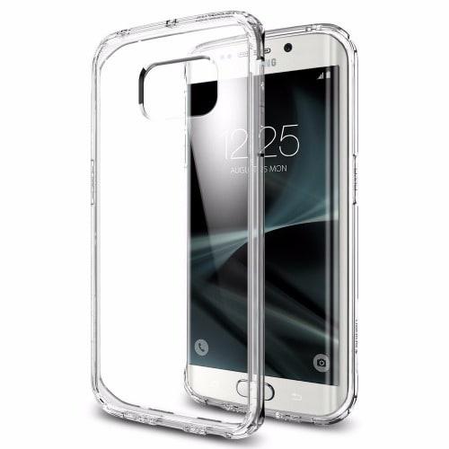 super popular 3da40 a6666 Samsung Galaxy S7 Edge Transparent Case