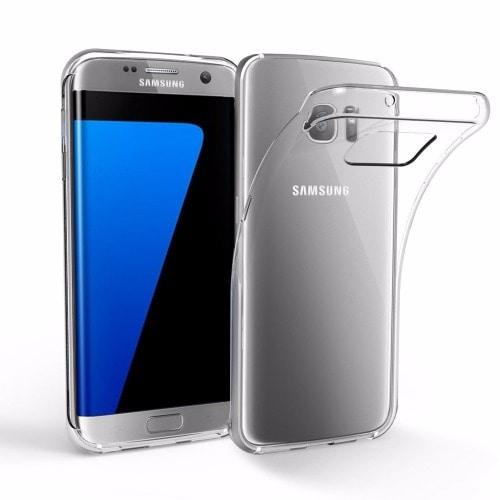 promo code 93a05 2e7fc Samsung S7 Edge Transparent Case