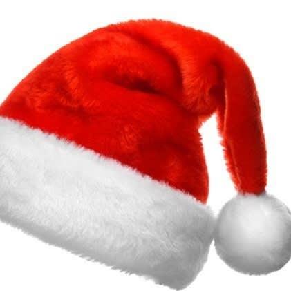 Christmas Hat.Santa Claus Christmas Cap