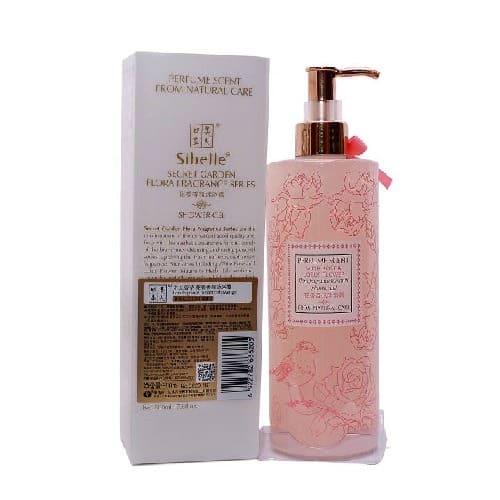 Secret Garden Rose Lotus Flower Shower Gel 500ml Konga Online