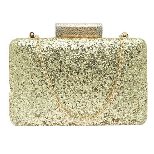 b94100c161 Sequence Ladies Evening Clutch Purse - Gold | Konga Online Shopping