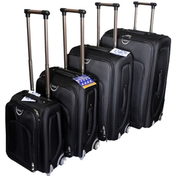 TravelMan Set Of Luggage