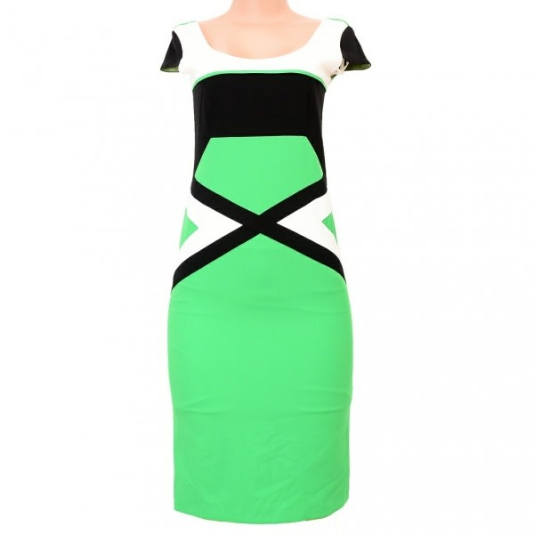 /S/h/Short-Sleeves-Fitted-Dress---Green-7554575_1.jpg