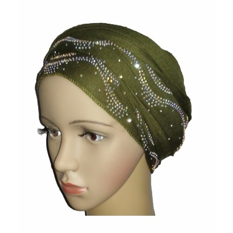 /S/i/Silky-Soft-Regal-Front-Studded-Turban-with-Ocean-Wave-Design---Olive-Green-6360747_1.jpg