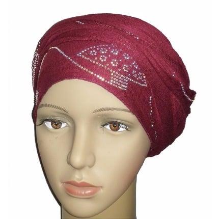 /S/i/Silky-Soft-Regal-Front-Studded-Turban-with-Orbital-Print---Burgundy-6497838.jpg