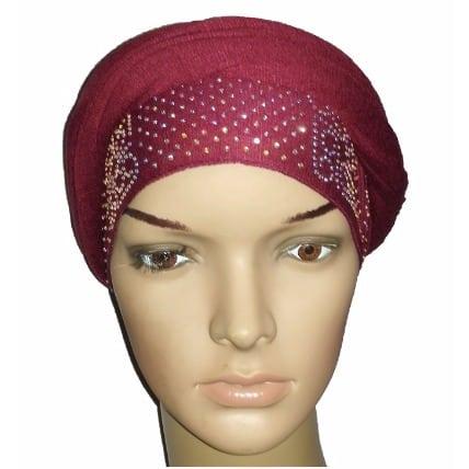 /S/i/Silky-Soft-Regal-Front-Studded-Turban-with-Vendla-Print---Burgundy-6497816_1.jpg