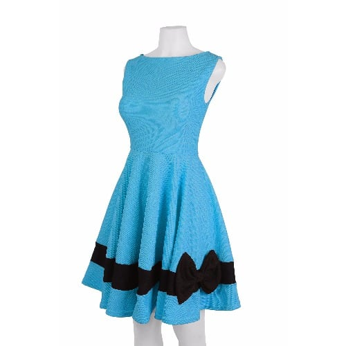 /S/k/Skater-Dress-With-Bow-Detail---Turquoise-Blue-7765488.jpg