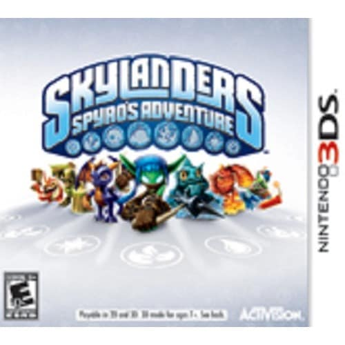 Skylanders - Spyro's Aventure - 3DS