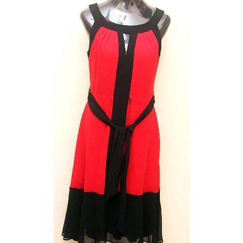 /S/l/Sleeveless-Belted-Dress---Red-Black-7727946_1.jpg
