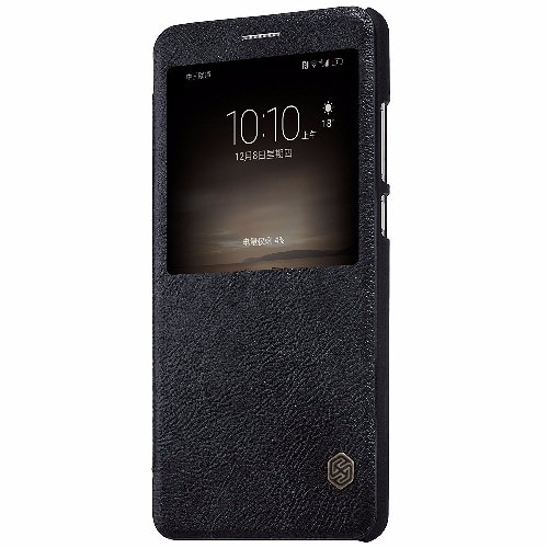 low priced fbc77 daf3d Smart Flip Case For Huawei Mate 9 - Black
