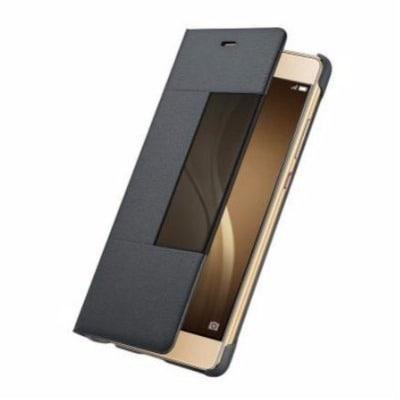 huge selection of 9b0e0 18d22 Smart Flip Case for Huawei P9 Plus - Black