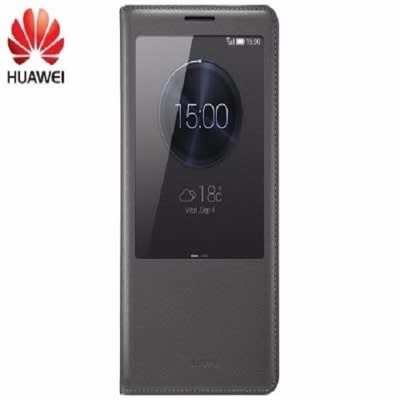best sneakers 8249c e963c Smart Flip Cover For Huawei Ascend Mate 7 - Black