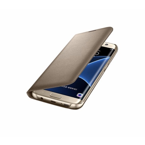the best attitude a6f7a 420ef Smooth Full Flip Case for Samsung Galaxy J5 Prime - Gold