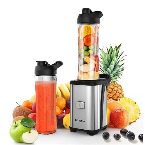 Smoothie Maker With 2 BPA-Free Sport Cup - 350