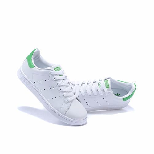 promo code 712c8 01e6c Sneakers by Stan Smith - White & Green