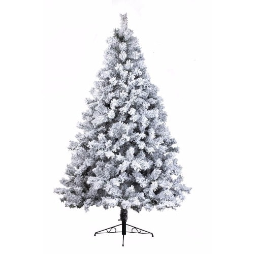 Snow White Christmas Tree With Decorations 14ft Konga Online