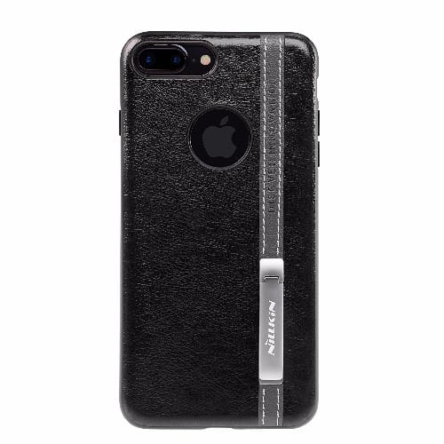 low priced 62a77 febce Nillkin Soft Leather Designer Back Case for Apple iPhone 7 Plus ...