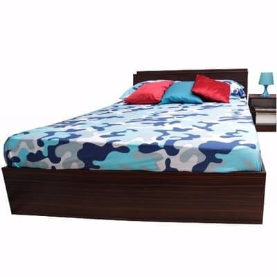 sneakers for cheap 477bc 34413 South Shore Basics Platform Bed - 6ft x 4ft x 8 Inches