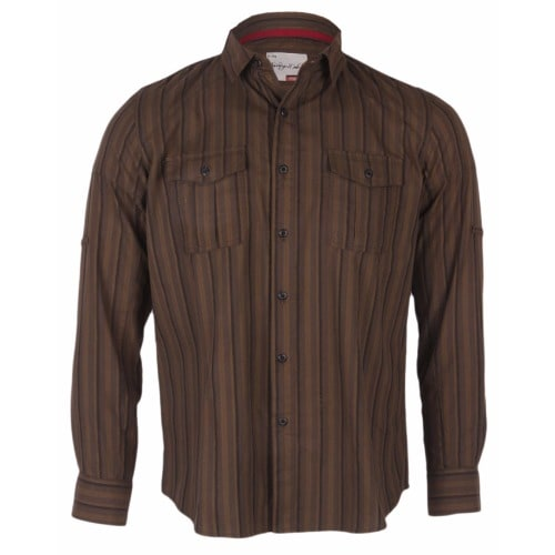 4c21bf495 Sovereign Code Striped Long Sleeve Shirt