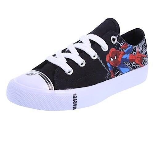 Marvel Spiderman Boy's Canvas Sneakers