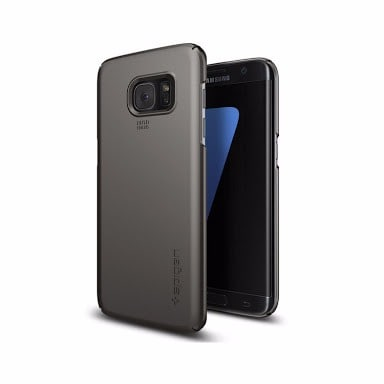 detailed look a2840 7105d Spigen Case for Galaxy S7 Edge