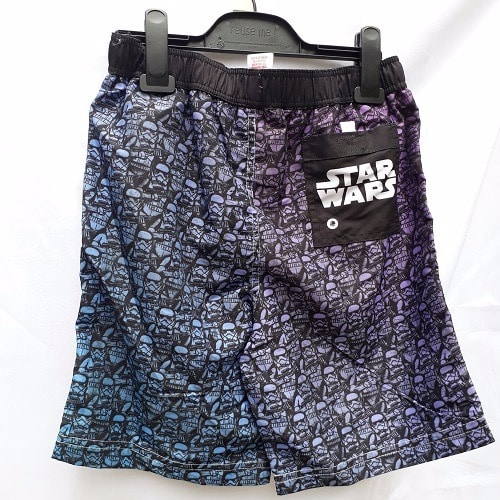 6a0e4105b4 Disney Star Wars Swimming Shorts for Boys Age - 10 - 11 years old ...