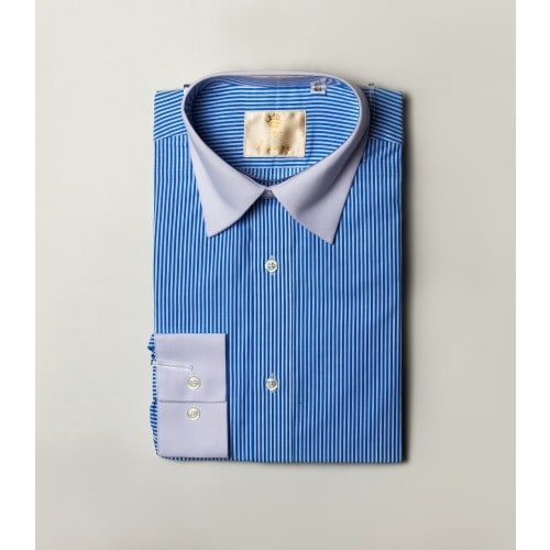 /S/t/Striped-Contrast-Colour-Straight-Collar-Shirt---Slim-Fit---Blue-8036637_1.jpg