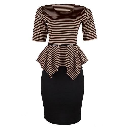 /S/t/Striped-Peplum-Dress---Brown-Black-7204979.jpg