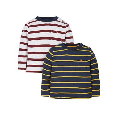 /S/t/Stripy-T-Shirts---2-Pack-6014637.jpg