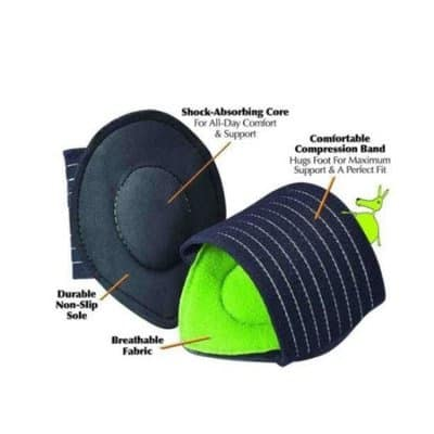 Strutz Pro Cushioned Foot Arch Support