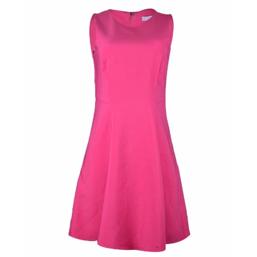 /S/t/Stylish-Sleeveless-Flared-Dress---Pink-6329069_4.jpg