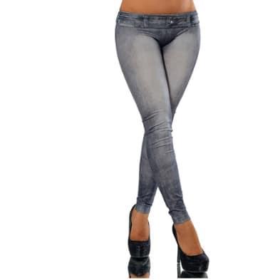 /S/t/Stylish-Stone-Wash-Faux-Jeans-Leggings---Black-7746941.jpg