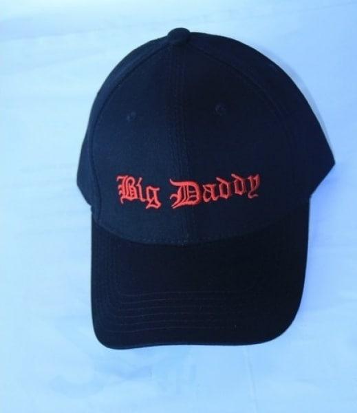 Summer Big Daddy Cap With Adjustable Strap