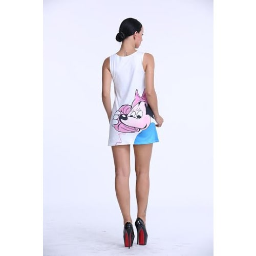 /S/u/Summer-Sleeveless-3D-Digital-Print-T-Shirt-Dress---White-4992579_1.jpg