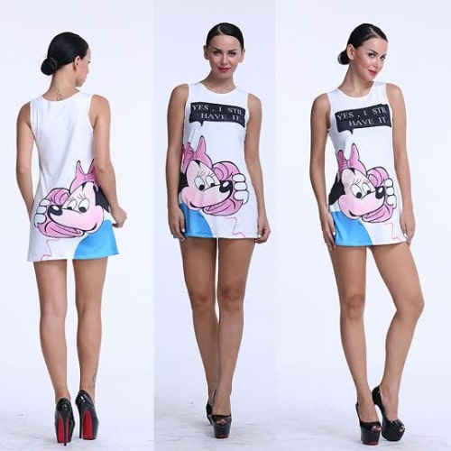 /S/u/Summer-Sleeveless-3D-Digital-Print-T-Shirt-Dress---White-4992580_1.jpg