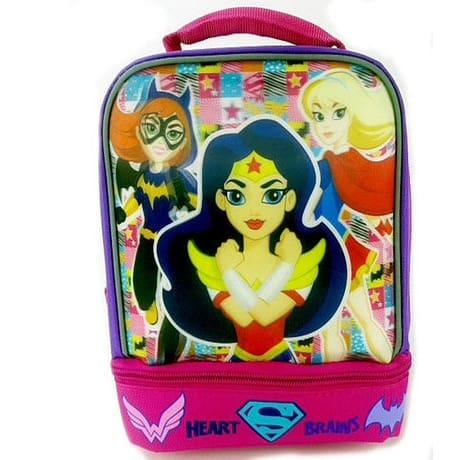 Super Girl Lunch Bag