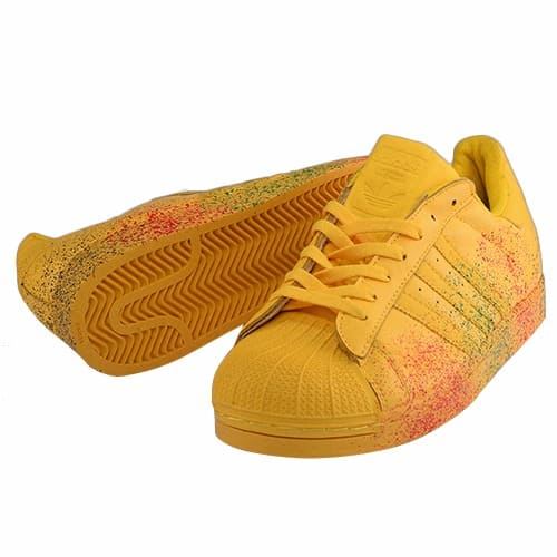 new arrival cc6cd 96ca1 Superstar Pride - Yellow