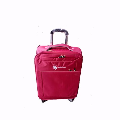 Swiss Polo Luggage - Red - 20