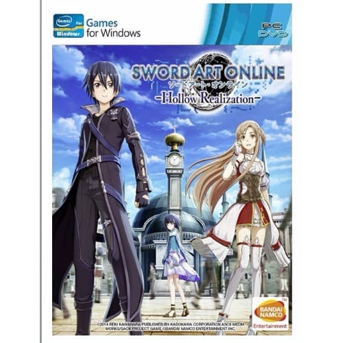 Sword Art Online: Hollow Realization Deluxe Edition PC Game