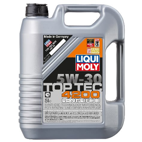 Synthetic Tech Engine Oil 5W-30-5 Liters