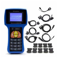 T-code T300 Auto Key Programmer – Newest Version V16.8 for Multi-Brand Cars