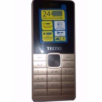T349 - Dual Sim - Bluetooth - Gold