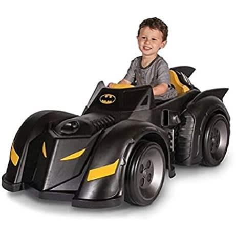 Batman Batmobile 6-volt Battery Powered Ride On.
