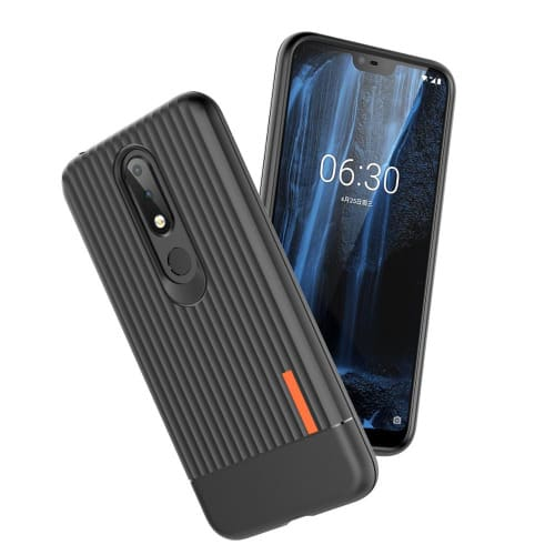 best service 414ef d6c08 Protective TPU Case For Nokia 5.1 Plus - Nokia X5