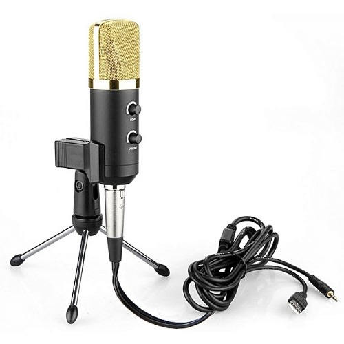 Condenser Microphone For PC Voice Recording