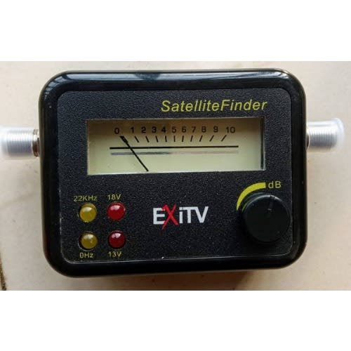 Satellite Signal Finder Meter Tester