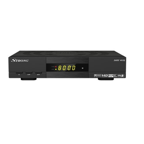 Strong Digital Hd Srt 4955b Free To Air Satelite Channel Reciever Decoder